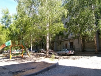 neighbour house: avenue. Ibragimov, house 32. Apartment house
