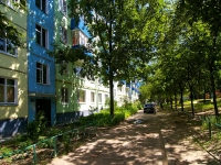 Kazan, Ibragimov avenue, house 34. Apartment house