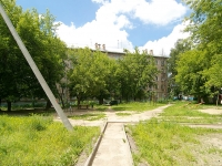 Kazan, Ibragimov avenue, house 35. Apartment house