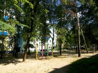 neighbour house: avenue. Ibragimov, house 36. Apartment house