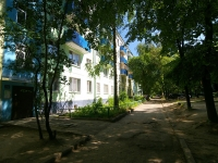 Kazan, Ibragimov avenue, house 36. Apartment house