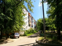 neighbour house: avenue. Ibragimov, house 38. Apartment house