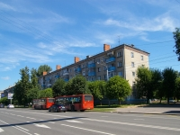 neighbour house: avenue. Ibragimov, house 39. Apartment house