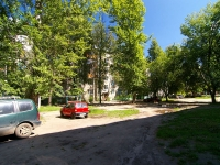 Kazan, Ibragimov avenue, house 40. Apartment house