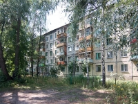 neighbour house: avenue. Ibragimov, house 53. Apartment house