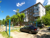 neighbour house: avenue. Ibragimov, house 55. Apartment house
