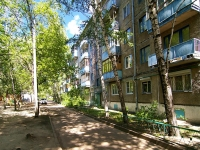 Kazan, Ibragimov avenue, house 57. Apartment house