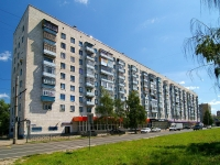 neighbour house: avenue. Ibragimov, house 59. Apartment house