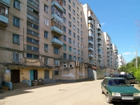 Kazan, Ibragimov avenue, house 59. Apartment house