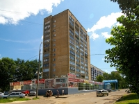 喀山市, Ibragimov avenue, 房屋 61А. 公寓楼