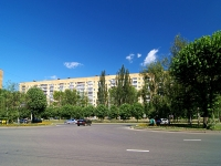 neighbour house: avenue. Ibragimov, house 61. Apartment house