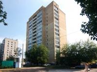 Kazan, Ibragimov avenue, house 63А. Apartment house