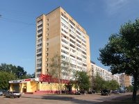 neighbour house: avenue. Ibragimov, house 63А. Apartment house