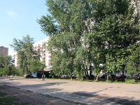 Kazan, Ibragimov avenue, house 63. Apartment house