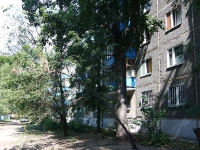 Kazan, Ibragimov avenue, house 65. Apartment house