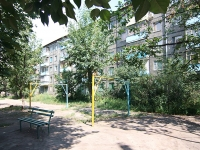 Kazan, Ibragimov avenue, house 67. Apartment house