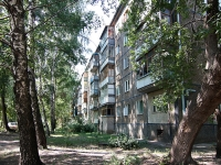 neighbour house: avenue. Ibragimov, house 71. Apartment house