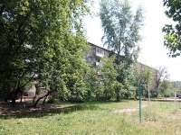 Kazan, Ibragimov avenue, house 75. Apartment house