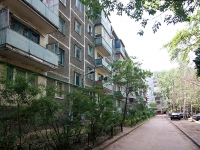 Kazan, Ibragimov avenue, house 81А. Apartment house