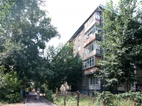 neighbour house: avenue. Ibragimov, house 81. Apartment house