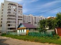 Казань, улица Каспийская, дом 5. индивидуальный дом