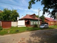 Казань, улица Каспийская, дом 7. индивидуальный дом
