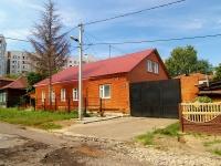Казань, улица Каспийская, дом 9. индивидуальный дом