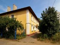 Казань, улица Каспийская, дом 12. многоквартирный дом