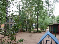 Kazan, nursery school №100, Огонек, Kirpichnaya st, house 2А