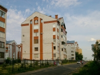 neighbour house: st. Kurskaya, house 13. Apartment house