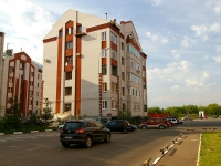 neighbour house: st. Kurskaya, house 17. Apartment house
