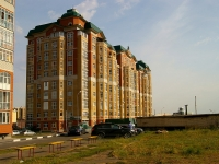 neighbour house: st. Kurskaya, house 20. Apartment house