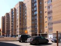 Казань, улица Лазарева, дом 3. многоквартирный дом