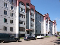 Казань, улица Лазарева, дом 5А. многоквартирный дом