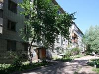 Казань, улица Лазарева, дом 5. многоквартирный дом
