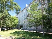 Казань, улица Лазарева, дом 7. многоквартирный дом
