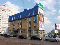 Казань, улица Маршала Чуйкова, дом 1А. офисное здание Капитель