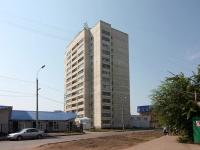 Казань, улица Маршала Чуйкова, дом 1. многоквартирный дом
