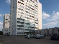 Казань, улица Маршала Чуйкова, дом 3. многоквартирный дом