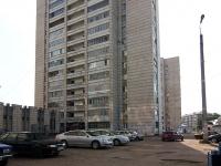 Kazan, Marshal Chuykov st, house 3. Apartment house