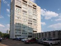 Казань, улица Маршала Чуйкова, дом 5. многоквартирный дом