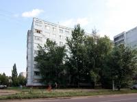 Казань, улица Маршала Чуйкова, дом 7. многоквартирный дом