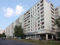Казань, улица Маршала Чуйкова, дом 9. многоквартирный дом
