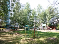 Kazan, Marshal Chuykov st, house 12. Apartment house