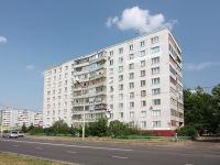 Казань, улица Маршала Чуйкова, дом 12. многоквартирный дом