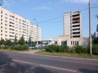 Kazan, Marshal Chuykov st, house 13. Apartment house
