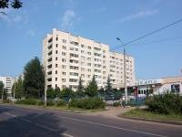 Казань, улица Маршала Чуйкова, дом 13. многоквартирный дом