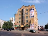 Kazan, Marshal Chuykov st, house 15Б. Apartment house
