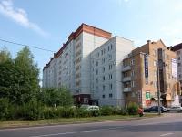 Казань, улица Маршала Чуйкова, дом 15Б. многоквартирный дом