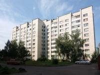 Казань, улица Маршала Чуйкова, дом 15. многоквартирный дом